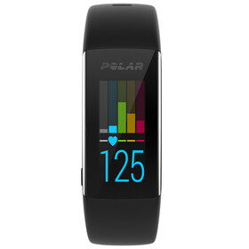 Polar A360 Pulsur M sort